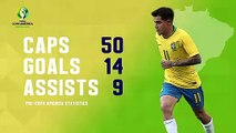 Feature: Philippe Coutinho - Brazil's key Copa America player