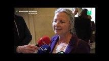 Menacée d'expulsion par LREM, la députée anti-PMA Agnès Thill répond