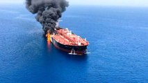 U.S. lays blame squarely on Iran for oil tanker attacks