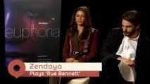 Exclusive Interview: Zendaya says her new show 'Euphoria' is true to life