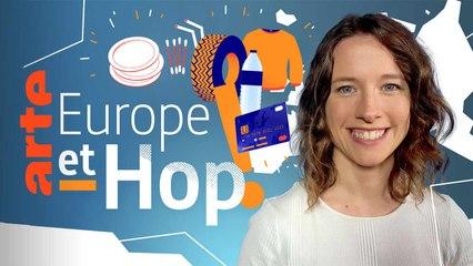 L'UE s'attaque au plastique - Europe et hop | ARTE