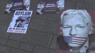 El juicio de extradicion a EE UU de Assange empezara el 25 d
