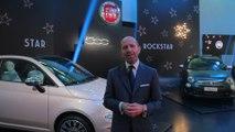 Fiat 500 Star e 500 Rockstar - Intervista a Luca Napolitano, Head of EMEA Fiat and Abarth brands
