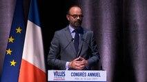 Discours de clôture au Congrès annuel des villes de France