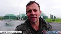 Alois Klein, producteur de Biogas entreprise Méthamoly