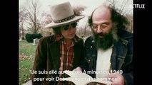"""Extrait de """"Rolling Thunder Revue"""" : Bob Dylan sur la tombe de Jack Kerouac"""