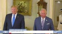 L'énorme bourde de Trump avec le Prince Charles - ZAPPING ACTU HEBDO DU 15/06/2019