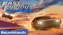 FAST & FURIOUS: SPY RACERS   Teaser Trailer Netflix