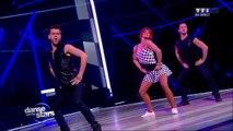 DALS S04 - Une salsa avec Keen'v, Fauve Hautot et Christian sur ''Party rock anthem'' (LMFAO)