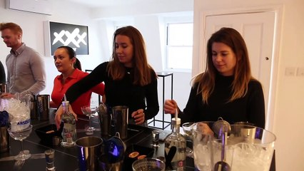 Absolut - Learn how to make a Porn Star Martini at the Absolut Townhouse