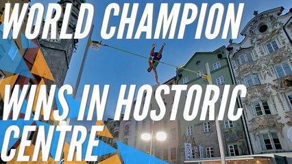 World champion Filippidis dominates in Innsbruck   Best of Pole Vault Golden Roof Challenge 2019, Innsbruck (AUT)