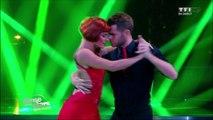 DALS S04 - Un tango avec Keen'v et Fauve Hautot sur ''Fan'' (Pascal Obispo)
