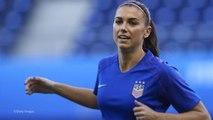 Alex Morgan: Eine der besten Fußballerinnen der Welt