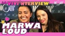 """MARWA LOUD : """"Le son """"Premier pas"""" c'est ce qui s'est passé avec mon mari"""""""