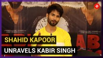 Making a remake with the same director is very challenging: Kabir Singh actor Shahid Kapoor