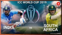 IND vs SA World Cup 2019: Rohit Sharma's gutsy ton guides India to six wicket win