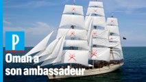 Armada de Rouen : visitez le Shabab Oman II