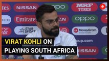 Virat Kohli on playing South Africa, Rabada comments and fatigue