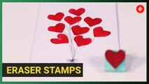 DIY Eraser Stamps