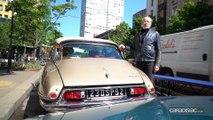 Citroën: un musée à ciel ouvert dans Paris ce week-end
