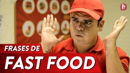 FAST FOOD | PARAFERNALHA