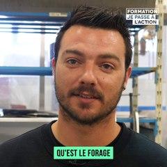 Mon histoire de formation | Maxime, de foreur à mécanicien-ajusteur dans l'aéronautique
