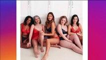 Camille Cerf : l'ex miss France pose en lingerie et délivre un message bodypositive