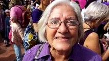 Grève des femmes : Angeles, Genevoise d'origine espagnole voit un monde qui change...