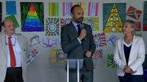 Inauguration de l'Unité d'enseignement élémentaire autisme d'Albi