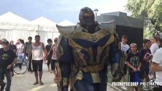 Thanos Avengers COSPLAY
