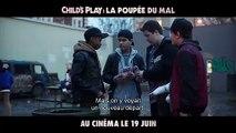 Bande-annonce du film Childs Play  La poupe du mal