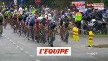 Le dernier kilomètre et la victoire de Kankovsky en vidéo - Cyclisme - Tour de Hongrie - 3e étape