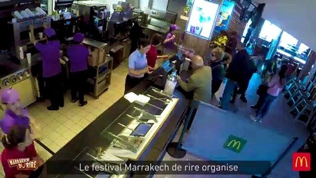 McDonald's contribue à l'émergence des talents