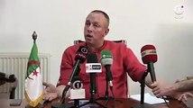 Souilah, secrétaire général du CSC confirme les accusations de Mellal