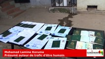 Accusé de trafic d'être humain, le sierra-léonais Mohamed Koruma se défend !