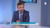 Julien Polat, Maire de Voiron - 14 JUIN 2019