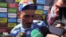 """Cyclisme : """"J'aime gagner et je fais du vélo pour gagner"""" affirme Alaphilippe"""