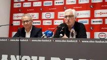 Christian Monschau  reste l'entraîneur du Sluc Nancy  Basket pour la saison 2019-2020