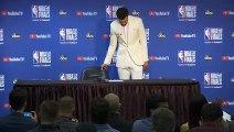 Stephen Curry Postgame Interview - Game 6 _ Raptors vs Warriors _ 2019 NBA Finals