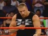 Triple H pedigree HBK