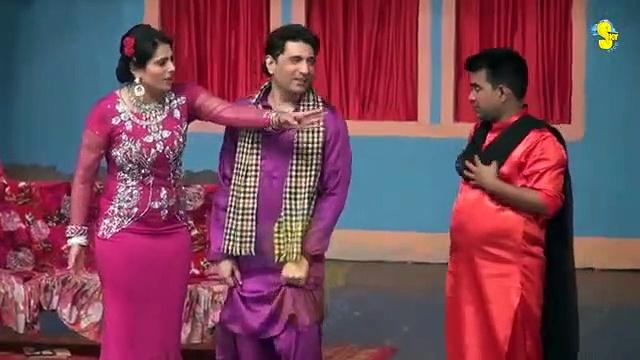 Payal Chaudhary in Hazir Janab -- Full Comedy Punjabi Stage show Drama Play 2018