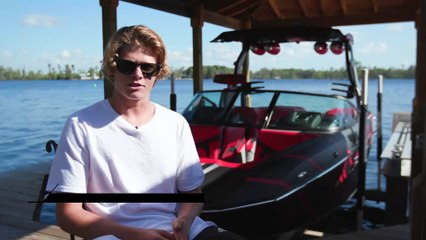 Supra Boats PWT - Tyler Higham