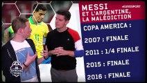 Pourquoi Messi n'est pas le même en club et en sélection ?