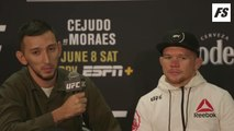 UFC 238: Petr Yan post-fight interview