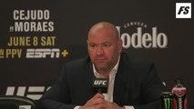 UFC 238: Dana White post-fight press conference