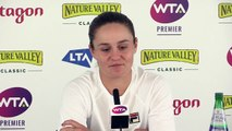 "French Open champion Ashleigh Barty says reaction to her Paris victory has been ""incredible"""