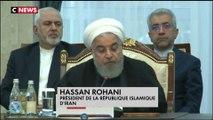 """Pour Trump, les attaques de pétroliers en mer d'Oman sont """"signées"""" de l'Iran"""
