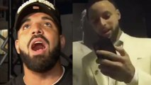 Steph Curry FACETIMES Drake After LOSING To His Toronto Raptors!