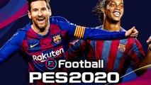 eFootball PES 2020 : Tout ce qu'il faut savoir de l'E3 2019