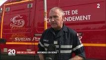 Var : départs de feu dans trois communes voisines